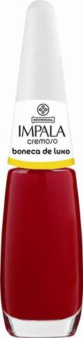 Esmalte Impala Cremoso 7,5 ml Boneca de Luxo