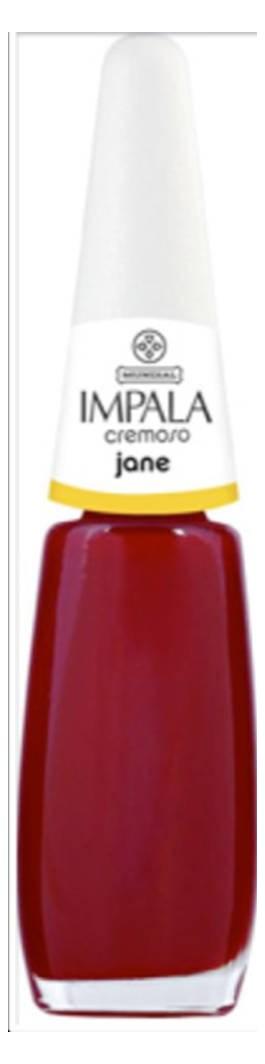 Esmalte Impala Cremoso 7,5 ml Jane