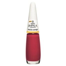 Esmalte Impala Cremoso 7,5 ml Maria Cereja