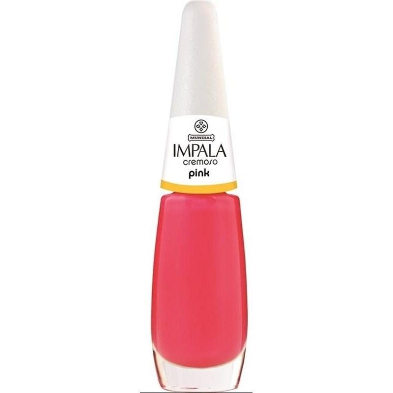 Esmalte Impala Cremoso 7,5 ml Pink