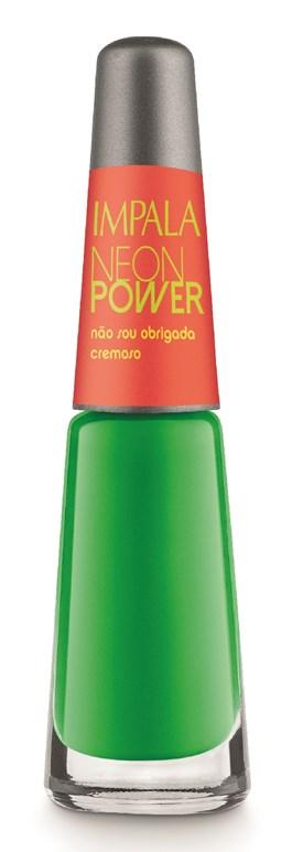 Esmalte Impala Cremoso Neon Power 7,5 ml Não Sou Obrigada