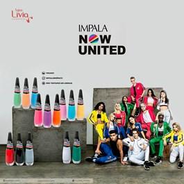 Esmalte Impala Now United 7,5 ml O Ritmo do Mundo