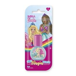 Esmalte Infantil Impala Barbie Com Blister Mergulho Mágico
