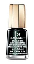 Esmalte Mavala Mini Colors Cintilante 5 ml Black Night
