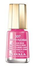 Esmalte Mavala Mini Colors Cintilante 5 ml Pretty Fuchsia