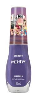 Esmalte Mohda Cremoso 10 Anos 8,5 ml Ilhabela