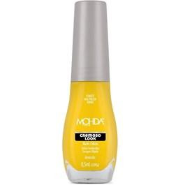 Esmalte Mohda Cremoso Look 8,5 ml Amarelo