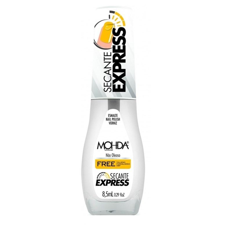 Esmalte Mohda Free 8,5 ml Secante Express