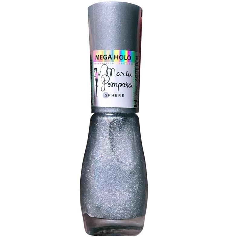 Esmalte Mohda Maria Pomposa Sem Blister 8 ml Mega Holo