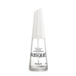 Esmalte Risqué Natural 8 ml Incolor