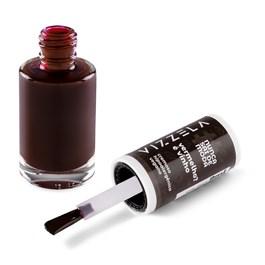 Esmalte Vizzela #NUNCASAIDEMODA 9 ml Vermelho? É vinho