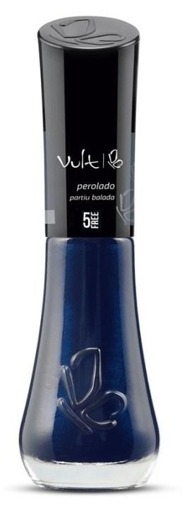 Esmalte Vult 5 Free Perolado 8 ml Partiu Balada