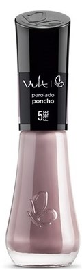Esmalte Vult 5 Free Perolado 8 ml Poncho