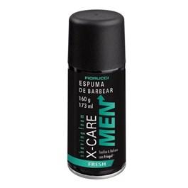 Espuma de Barbear Fiorucci X-Care Men 160 gr Fresh