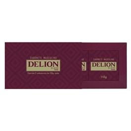 Estojo Delion 2 Sabonetes 110 gr Class