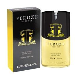 Feroze Euro Essence Masculino Eau de Toilette 100 ml