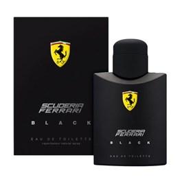 Ferrari Black Masculino Eau de Toilette 125 ml