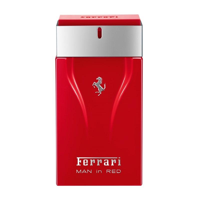 Ferrari Man in Red Masculino Eau de Toilette 100 ml