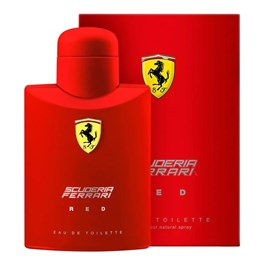 Ferrari Red Masculino Eau de Toilette 75 ml