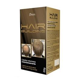 Fibra Capilar Hair Building 22 gr Preto