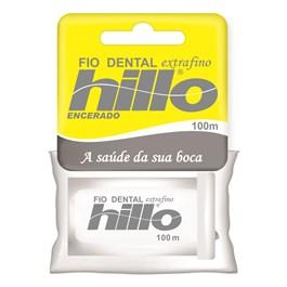 Fio Dental Hillo Pop e Fino 100 m
