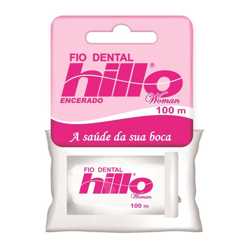 Fio Dental Hillo Pop Woman 100 m