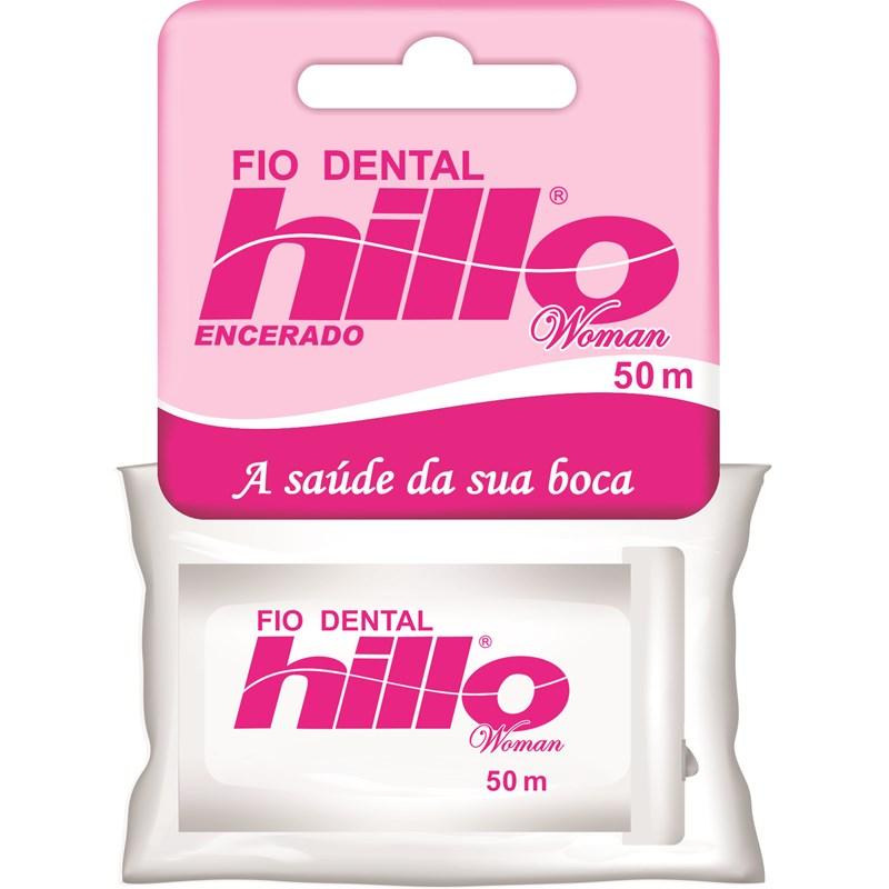 8585e6701 Fio Dental Hillo Pop Woman 50 m - LojasLivia