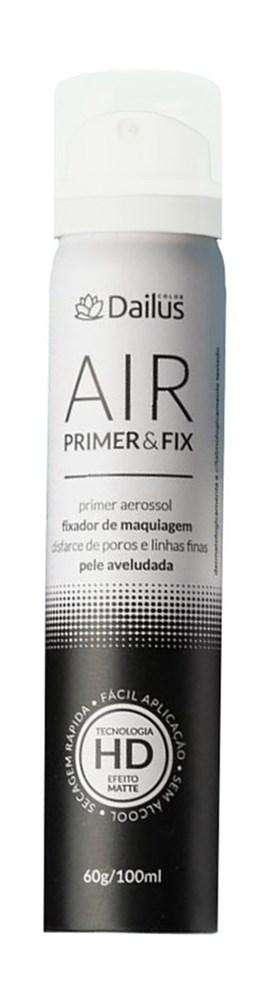 Fixador de Maquiagem Dailus Air Primer & Fix 60 gr