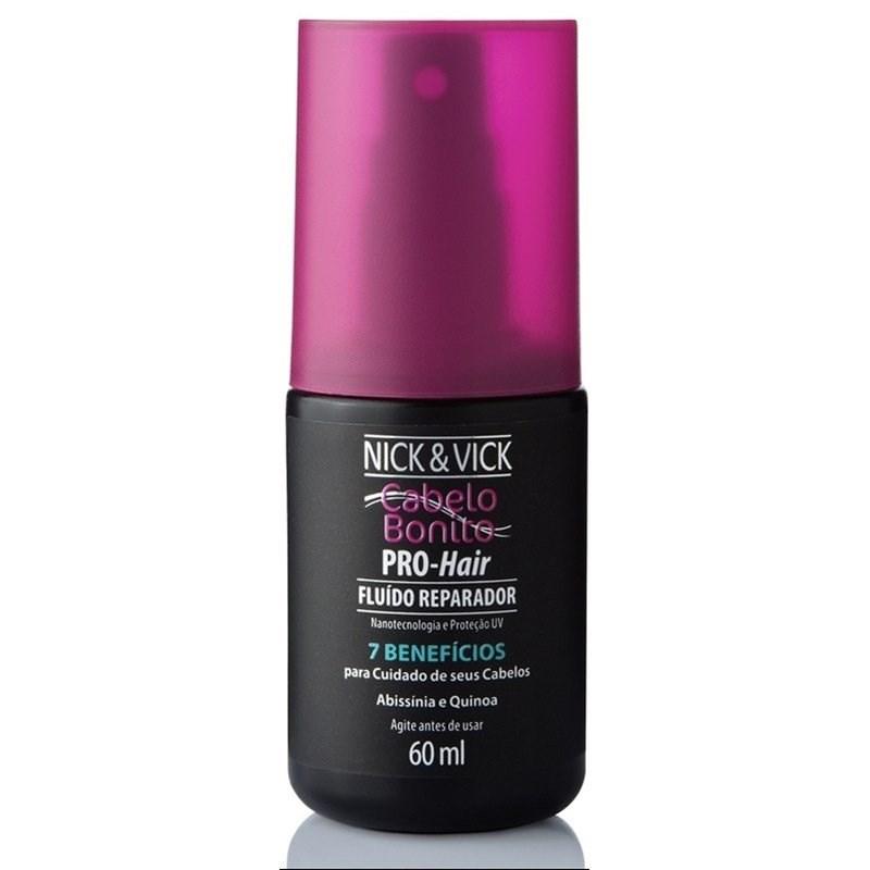 Fluido Reparador Cabelo Bonito Pro Hair 60 ml 7 Beneficios