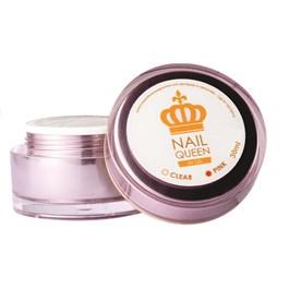 Gel Alongamento de Unha Nail Queen 30 ml Pink