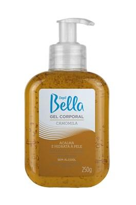Gel Corporal Depil Bella 250 ml Camomila