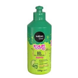 Gel de Babosa Salon Line #todecacho 320 ml É de Ativação que eu Gosto!