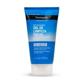 Gel de Limpeza Neutrogena Deep Clean 150 gr Pele Mista a Oleosa