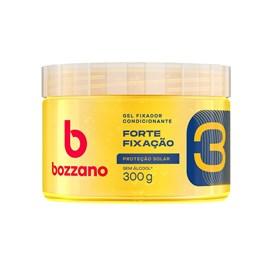 Gel Fixador Bozzano 300 gr Forte Fixação 3
