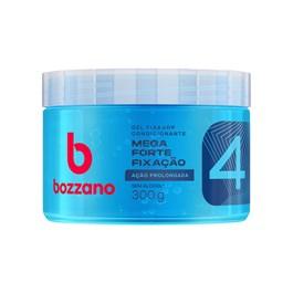 Gel Fixador Bozzano 300 gr Mega Forte