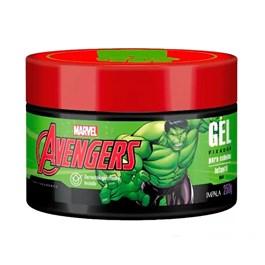 Gel Fixador Impala Os Vingadores 250 gr Hulk