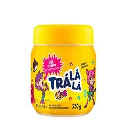 Gel Fixador Tra La La Kids 250 gr Brilho Molhado