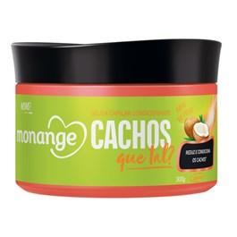 Géleia Condicionante Monange 300 gr Cachos que tal?