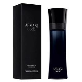 Giorgio Armani Code Masculino Eau de Toilette 125 ml