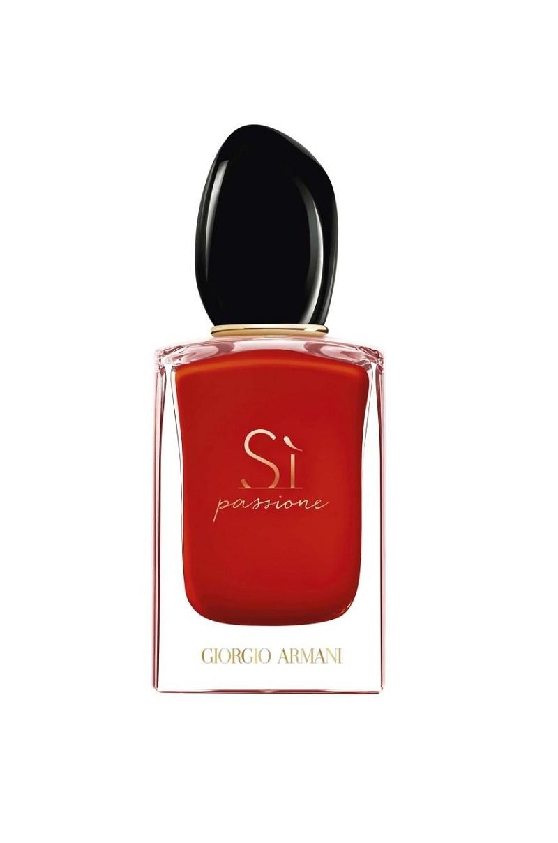 Giorgio Armani Sì Passione Feminino Eau de Parfum 50 ml