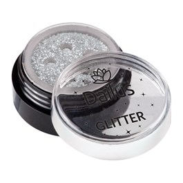 Glitter Dailus Color 04 Prata