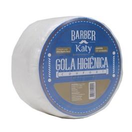 Gola Higiênica Barber Katy 50 unidades Confort