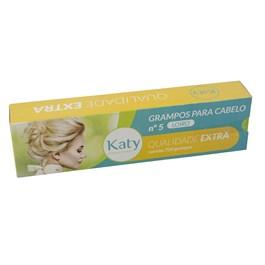 Grampo para Cabelo Katy nº 5 750 unidades Loiro