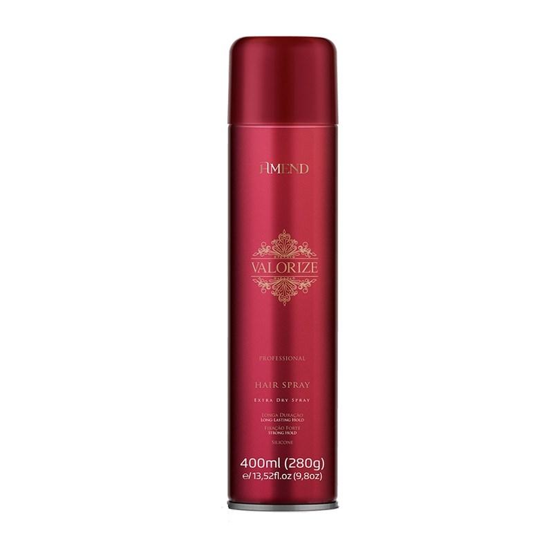 Hair Spray Amend Valorize 400 ml Extra Seco