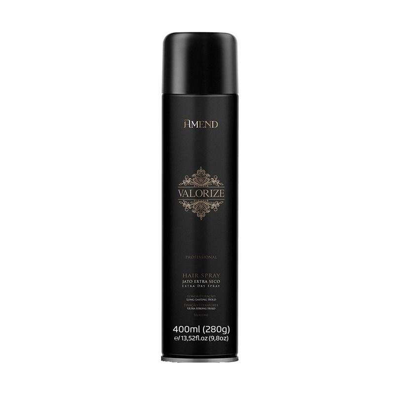 Hair Spray Amend Valorize 400 ml Jato Extra Seco