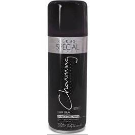 Hair Spray Fixador De Penteado Charming 200 ml Fixac?o Extra Forte