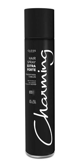 Hair Spray Fixador De Penteado Charming 400 ml Fixac?o Extra Forte