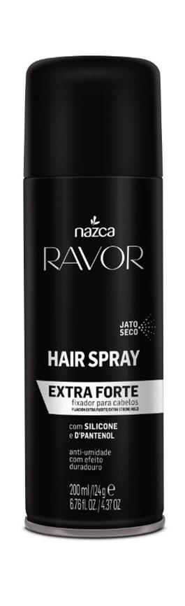Hair Spray Ravor 200 ml Extra Forte