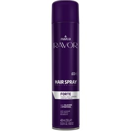 Hair Spray Ravor 400 ml Forte