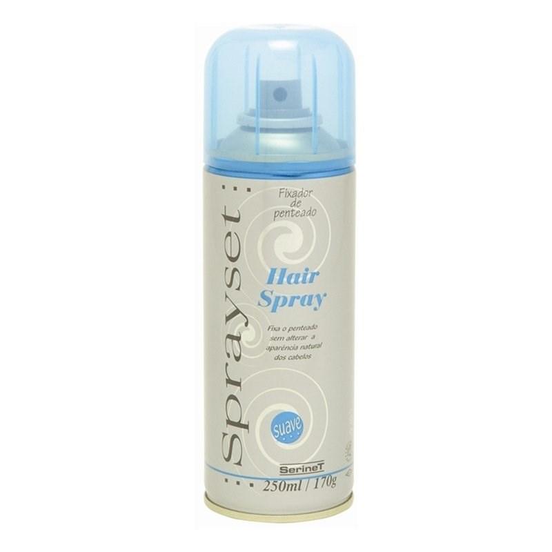 Hair Spray SpraySet 250 ml Suave